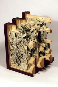 Brian Gives A New Life To Old Books By Carving Them Into Sculptures-13