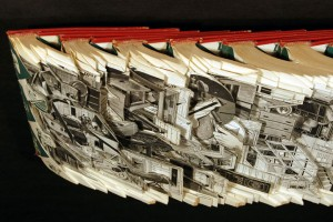 Brian Gives A New Life To Old Books By Carving Them Into Sculptures-33