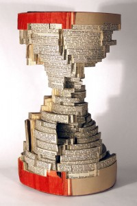 Brian Gives A New Life To Old Books By Carving Them Into Sculptures-36