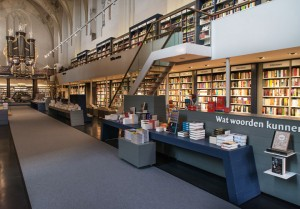 A Fifteenth Century Gothic Cathedral Transformed Into A Big Library-