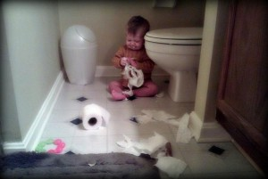 Children Who Use Their Imagination To Do Weird And Hilarious Things-12