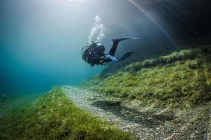 Gruner See Austrian Submerged Park 3