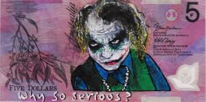 An Artist Makes Hilarious Caricatures Of Queen of England On Australian Dollar -24