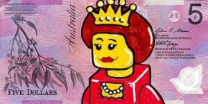 An Artist Makes Hilarious Caricatures Of Queen of England On Australian Dollar -27