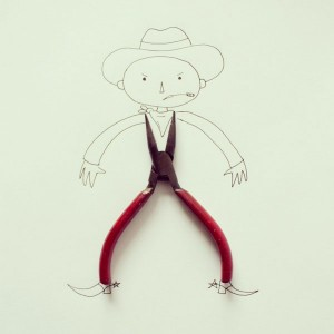 Javier Uses His Pen To Give A Second Life To Everyday Objects Around Him-12