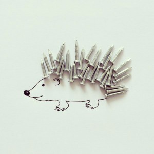 Javier Uses His Pen To Give A Second Life To Everyday Objects Around Him-6