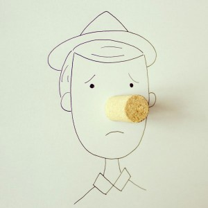 Javier Uses His Pen To Give A Second Life To Everyday Objects Around Him-8