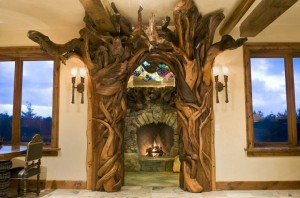 An arch-Jeffro makes impressive sculptures made only with wood-4