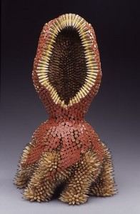 Stunning Nature Inspired Sculptures Made Only Using Pencils-6