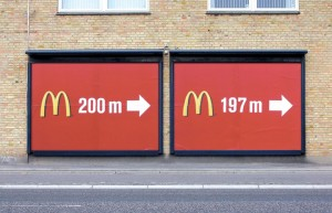 most creative advertisements ever used by McDonald's in the world-