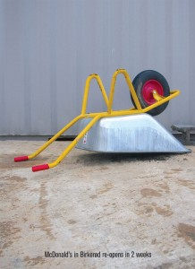 most creative advertisements ever used by McDonald's in the world-20