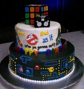Original Cake Designs For The Passionate Of Geek Culture -29