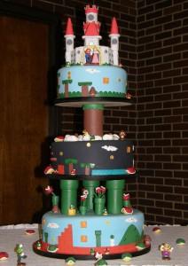 Original Cake Designs For The Passionate Of Geek Culture -8