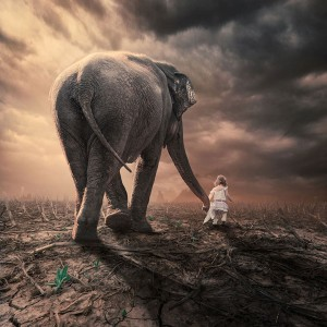 36 Retouched Photographs That Will Immerse You In A Magical World-28