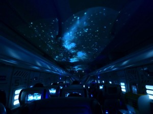 star fighter the future bus -