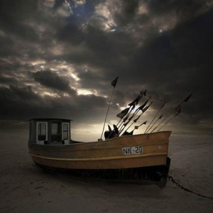 Wrecked World: Stunning Photographic Manipulations Of Abandoned Shipwrecks