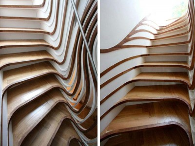 Absolutely Beautiful Staircase Designs That You Would Love To Climb-6