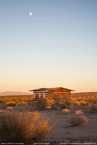 High Desert: An Invisible Hut In The Middle Of The Californian Desert-8