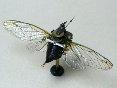 Discover The Impressive Bionic Insects From Insect Labs-16