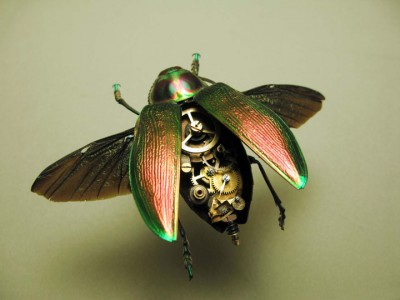 Discover The Impressive Bionic Insects From Insect Labs-5