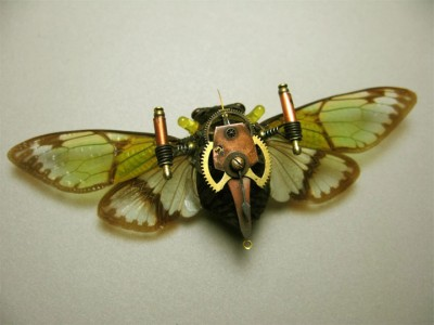 Discover The Impressive Bionic Insects From Insect Labs-7