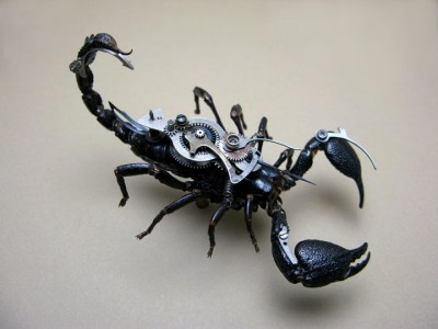 Discover The Impressive Bionic Insects From Insect Labs-8