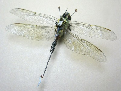 Discover The Impressive Bionic Insects From Insect Labs-9
