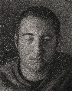 Kumi Makes Beautiful Portraits Made From Nails And A Single Piece Of String-1