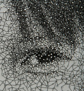 Kumi Makes Beautiful Portraits Made From Nails And A Single Piece Of String-4