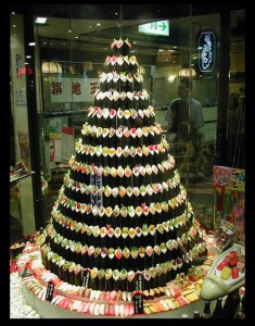 Most Wacky And Non-Traditional Christmas Trees -2