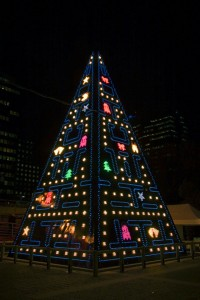 Most Wacky And Non-Traditional Christmas Trees -3