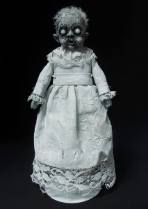Terrifying Dolls Will Surely Frighten Naughty Kids-