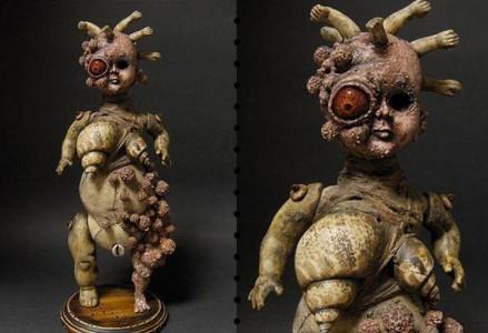 Terrifying Dolls Will Surely Frighten Naughty Kids-16