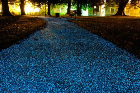 Starpath: An ecological alternative to lampposts in the town-5