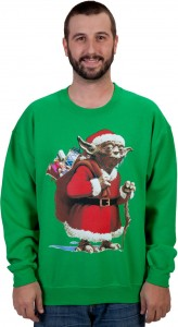 Super Geek Sweaters For Winter Holidays-