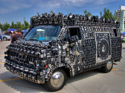 Top 22 Unusual And Crazy Cars That will not go unnoticed-16
