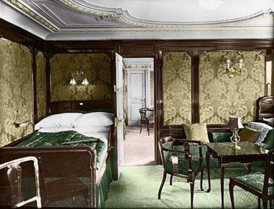 16 Colorized Photos Reveal The Incredible Beauty Of Legendary Titanic Ship-11