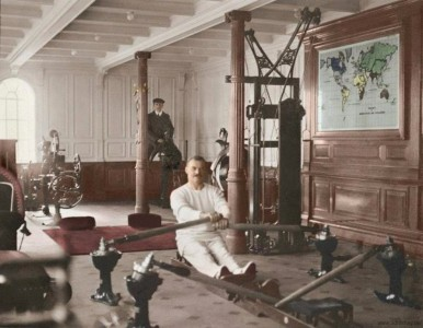 16 Colorized Photos Reveal The Incredible Beauty Of Legendary Titanic Ship-12
