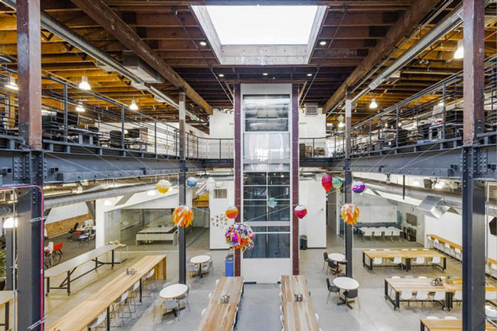 Admire The Aesthetic Beauty Of Pinterest Offices In Silicon Valley -2