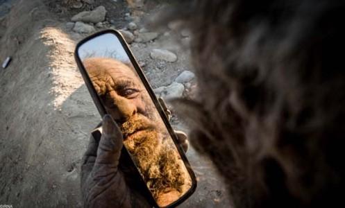 Meet Amoo: An Iranian Who Has Not Taken A Bath Since 60 Years-2