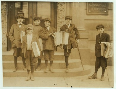 20 Photographs Showing The Child Labor Conditions In Early Twentieth Century-6