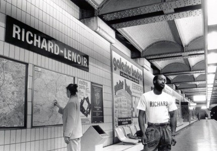 A Photographer Stages Wacky Scenes With Paris Subway Station Names-17