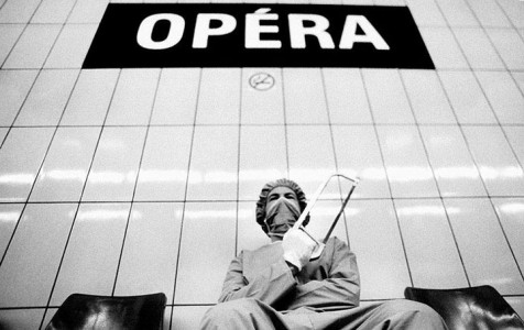 A Photographer Stages Wacky Scenes With Paris Subway Station Names-19