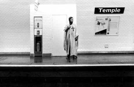 A Photographer Stages Wacky Scenes With Paris Subway Station Names-20