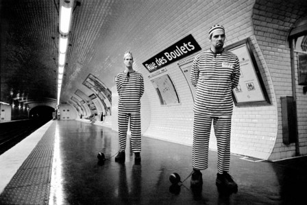 A Photographer Stages Wacky Scenes With Paris Subway Station Names-22