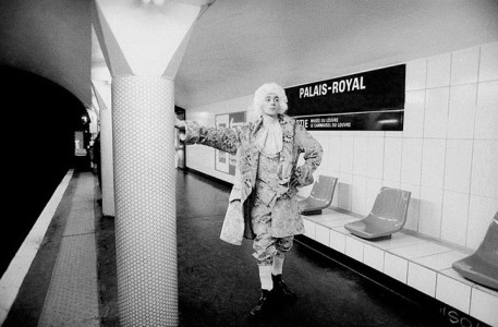 A Photographer Stages Wacky Scenes With Paris Subway Station Names-8