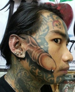 20 Crazy (Worst) Tattoos That These People Would Regret Immediately-13