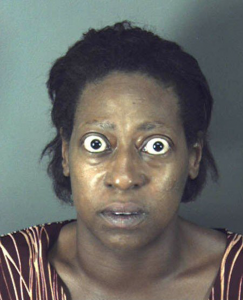 The 20 Creepy And Funny Mugshot Photographs Of Prisoners -16
