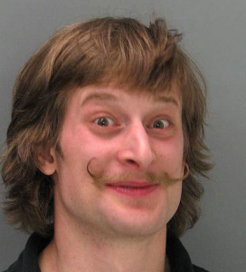 The 20 Creepy And Funny Mugshot Photographs Of Prisoners -19