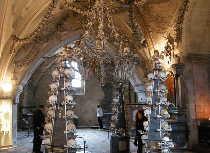 Top 14 Creepy Monuments Erected With Human Bones And Skulls-